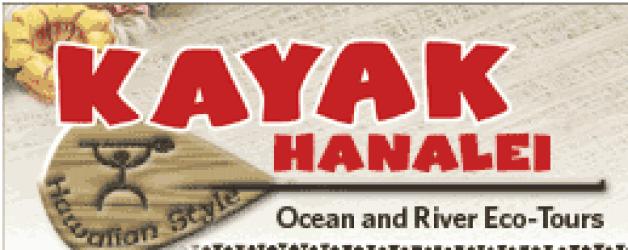 Kayak Hanalei