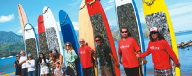 KORE Values – Cover Story Article from Kauai MidWeek  3/3/11